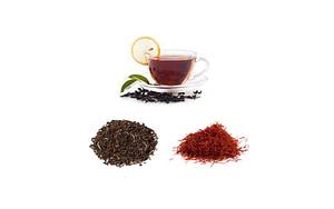 Thé Noir au Safran