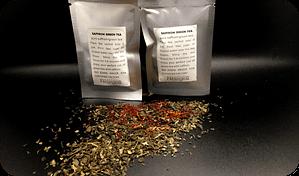 thé vert safran
