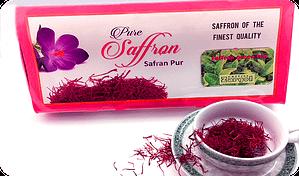 safran thé